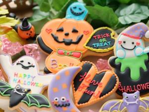 【10月】 今年はかぼちゃが主役! ゆる可愛ハロウィンクッキー