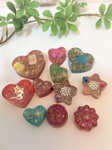 愛とトキメキのオルゴナイト